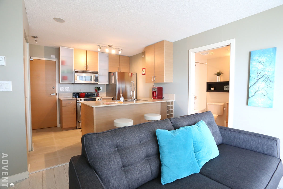 Yaletown park furnished 1 bedroom apartment rental - One bedroom apartments vancouver ...