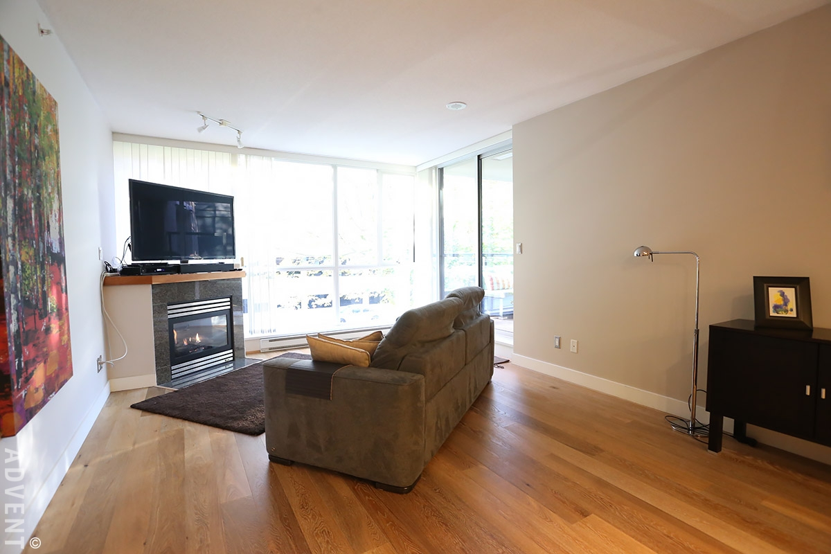 Verona Apartment Rental 206 1483 West 7th Ave Vancouver ADVENT