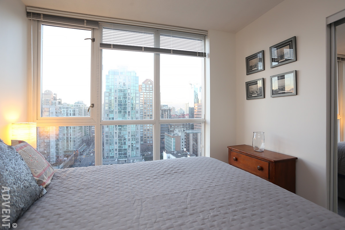 Furnished Luxury Apartment For Rent At Brava In Downtown Vancouver. 1801    1199 Seymour Street