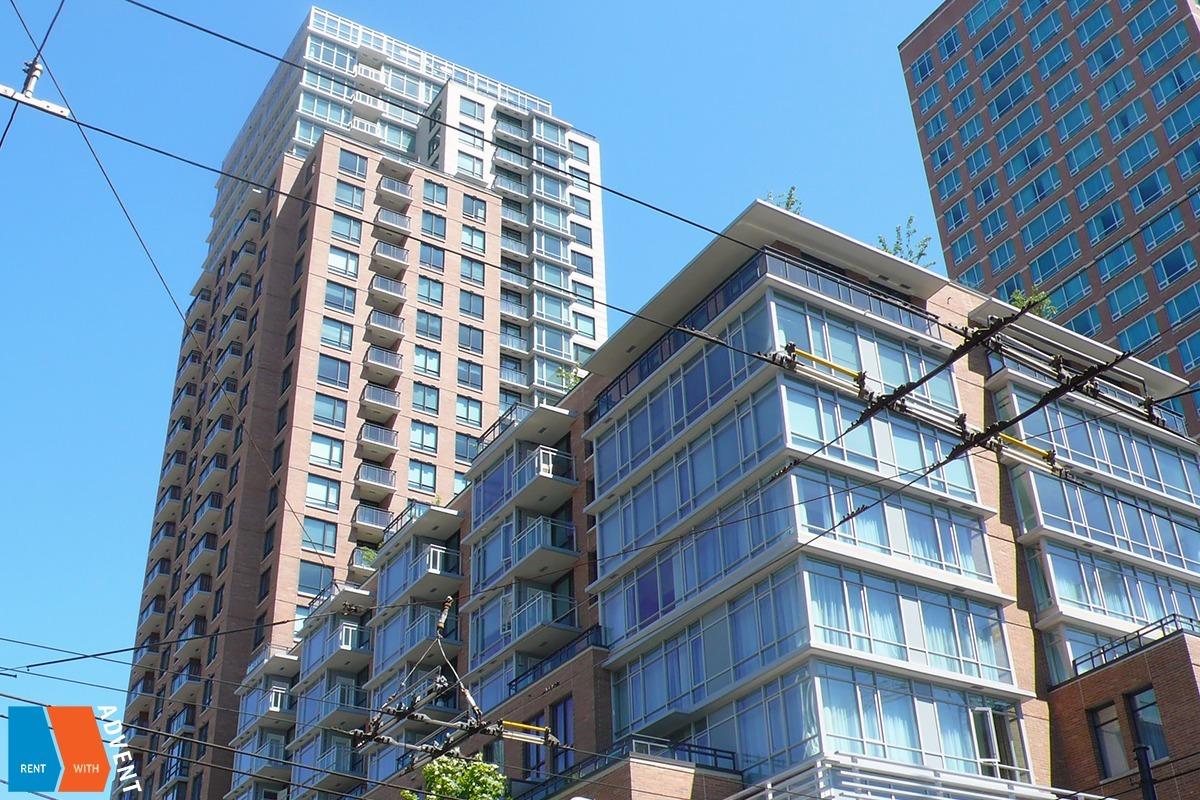 L\'Hermitage Apartment Rental 2005-788 Richards St Vancouver: ADVENT