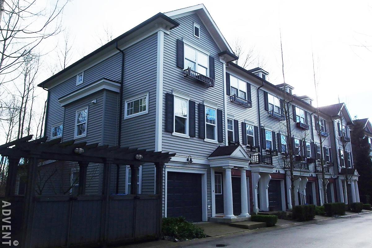 Unfurnished 2 Bed Townhouse Rental at Arbour in Central Port Coquitlam. 27  - 2495 Davies
