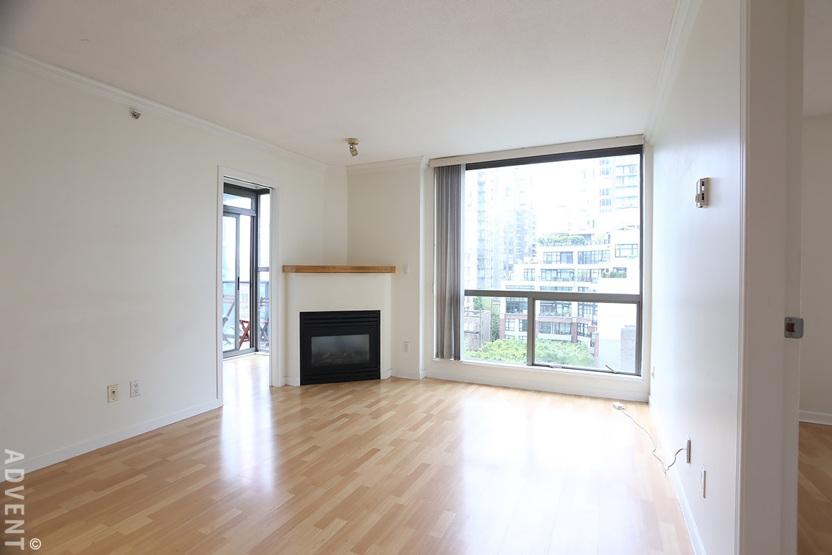 Savoy Unfurnished 2 Bedroom Apartment Rental Vancouver ADVENT