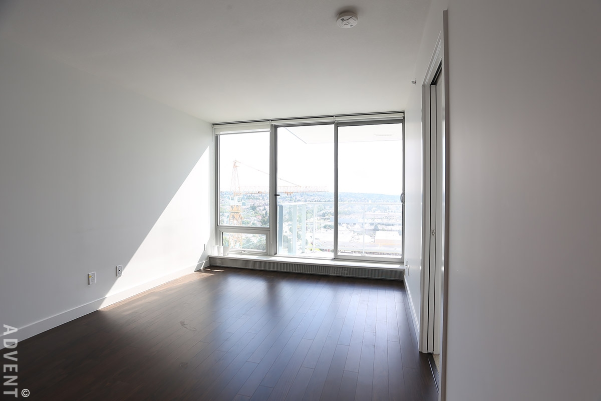 Unfurnished 1 Bedroom Apartment For Rent At MC2 In South Vancouver. 2106    8131 Nunavut