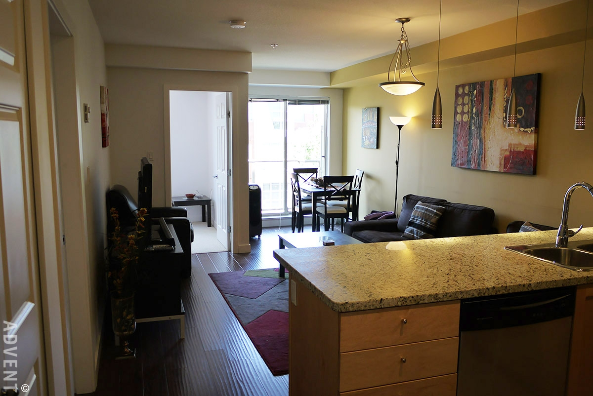 Magnolia Furnished Apartment Rental 309 702 East King Edward Ave