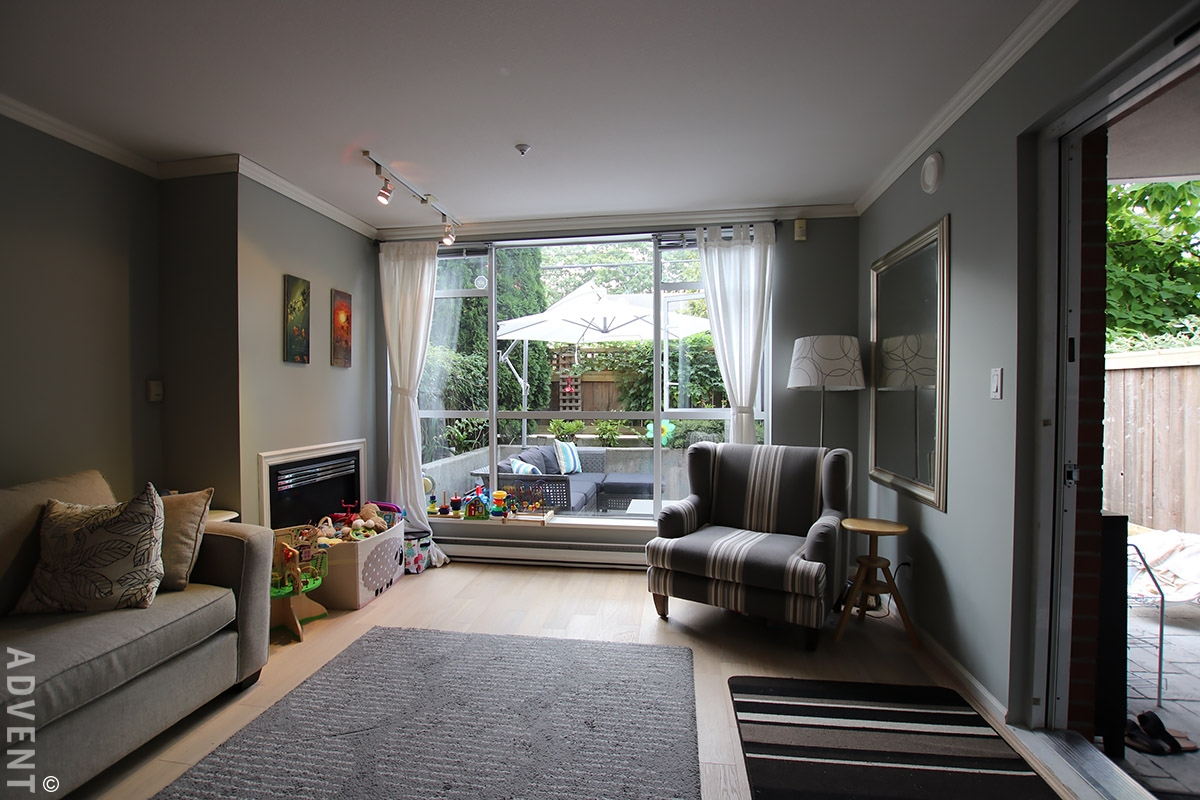 3 Bedroom Apartments Vancouver Kitsilano