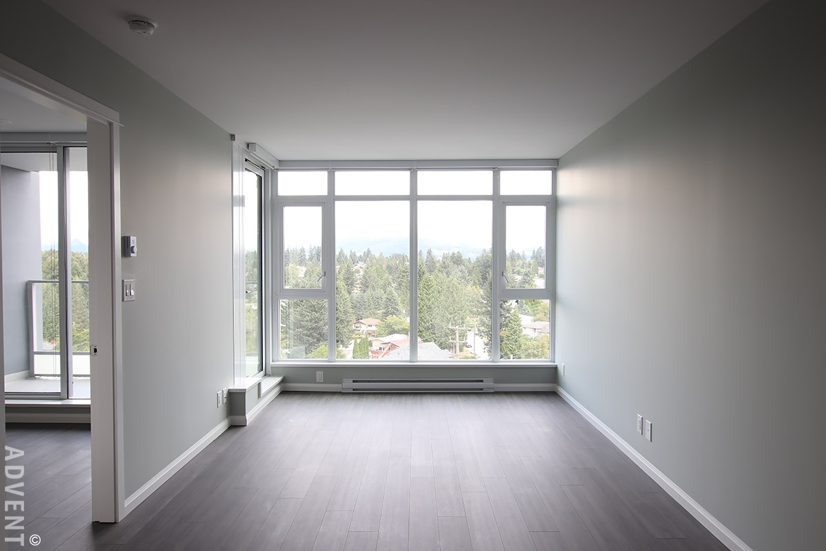 Brand New Unfurnished 1 Bedroom Apartment Rental At Crown In Coquitlam 1206 520 Como