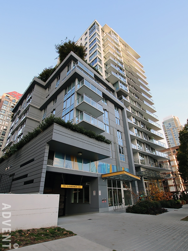Modern furnished 1 bedroom apartment rental vancouver advent - One bedroom apartments vancouver ...