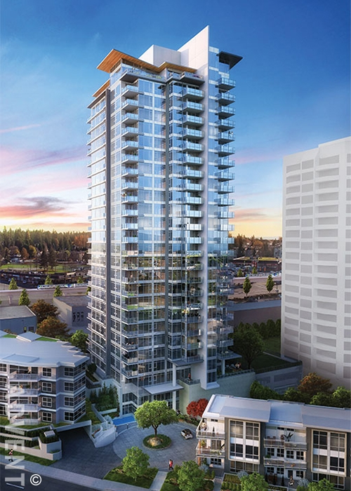 Crown Apartment Rental 2509 520 Como Lake Ave Coquitlam