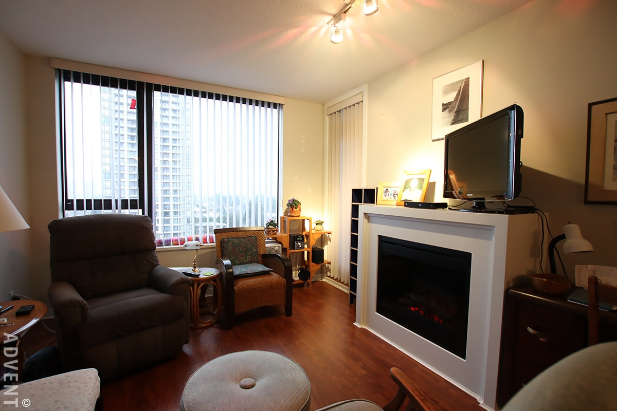 Unfurnished 1 Bedroom Apartment For Rent At Emerson In Highgate Village In  Burnaby. 1101
