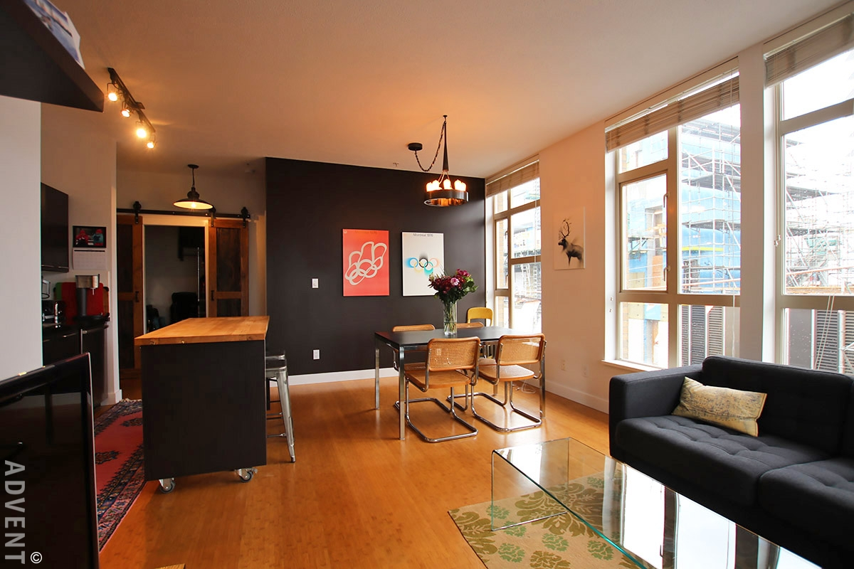 The Hub Apartment Rental 401 205 East 10th Ave Vancouver
