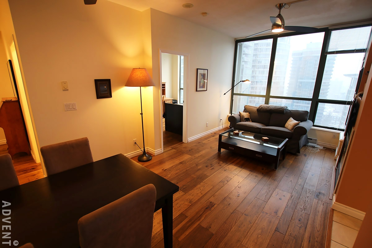 Fully Furnished 2 Bedroom Apartment Rental At Venus In Downtown Vancouver 2604 1239 West