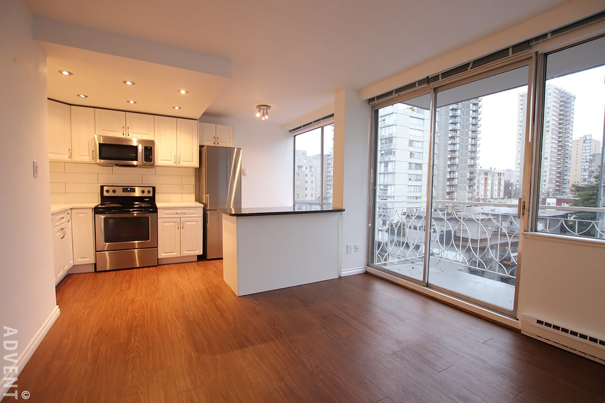 The Chelsea Apartment For Rent 801 1219 Harwood St Vancouver Advent