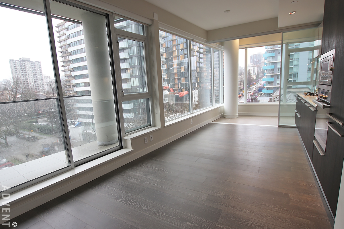 Alexandra 1 Bedroom Apartment Rental West End Vancouver ...