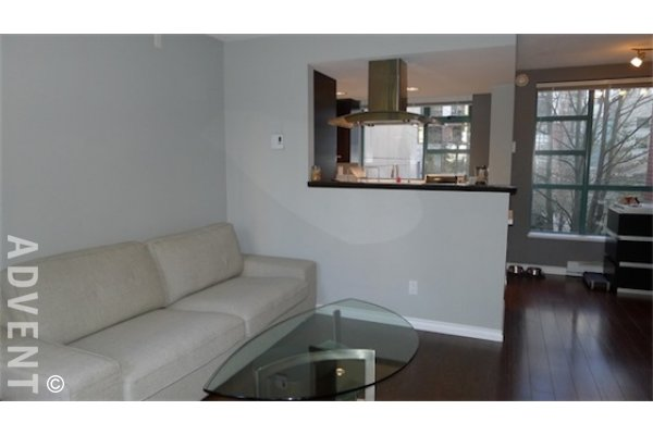 1 Bedroom Apartment For Rent at Pinnacle in Yaletown Vancouver. 401 - 939 Homer Street, Vancouver, BC, Canada.