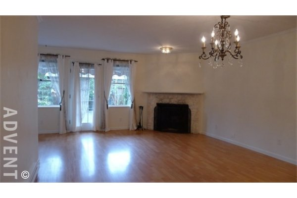 2 Bed Unfurnished Townhouse For Rent in Kitsilano on Vancouver's Westside. 1827 West 13th Avenue, Vancouver, BC, Canada.