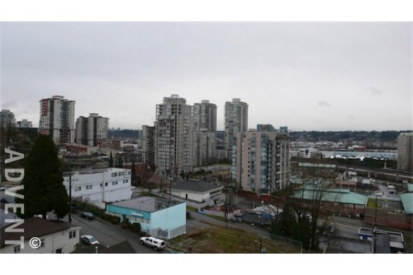 Amara Terrace 1 Bedroom Apartment For Rent in Uptown New Westminster. 806 - 1026 Queens Avenue, New Westminster, BC, Canada.