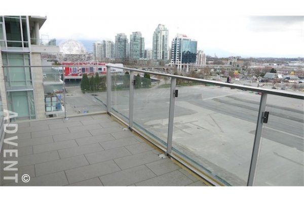 Sails 2 Bedroom Luxury Apartment For Rent at The Olympic Village. 904 - 1661 Ontario Street, Vancouver, BC, Canada.