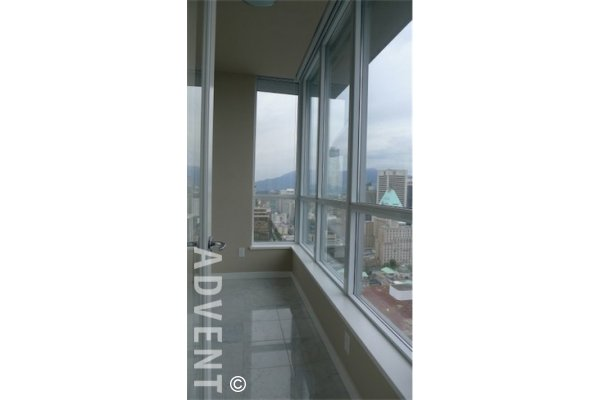 Capitol Residences 2 Bedroom Apartment For Rent in Downtown Vancouver. 3608 - 833 Seymour Street, Vancouver, BC, Canada.