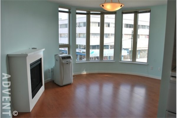 The Oaks 1 Bedroom Unfurnished Apartment For Rent in Fairview. 309 - 3089 Oak Street Vancouver, BC, Canada.