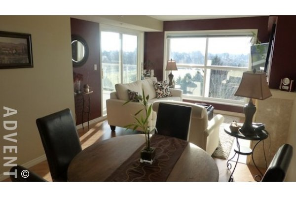 Waterside 1 Bedroom Unfurnished Apartment For Rent in Riverdale Richmond. 446 - 5880 Dover Crescent, Richmond, BC, Canada.