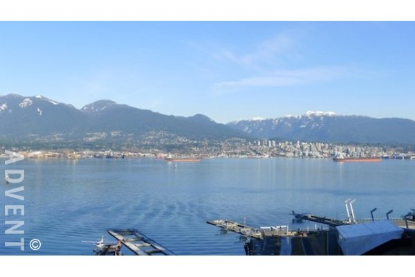 Luxury Apartment For Rent at Two Harbour Green in Coal Harbour Vancouver. 1103 - 1139 West Cordova Street, Vancouver, BC, Canada.