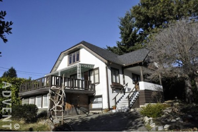 West Vancouver Unfurnished 5 Bedroom House For Rent In Dundarave 2505 Bellevue Avenue West