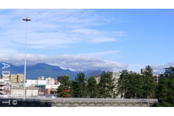 2 Bedroom Unfurnished Apartment Rental at Creekside in Vancouver. 401 - 125 Milross Avenue, Vancouver, BC, Canada.
