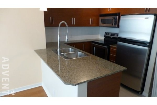 News 2 Bedroom Apartment For Rent in Downtown New Westminster. 905 - 833 Agnes Street, New Westminster, BC, Canada.