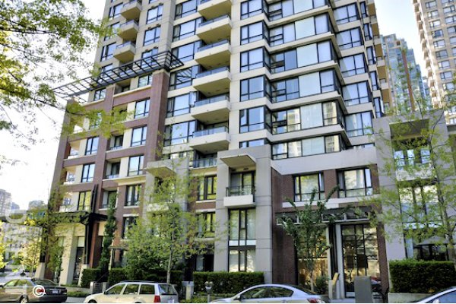Yaletown Park Unfurnished 1 Bedroom Apartment Rental Vancouver Advent