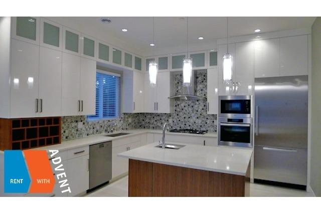 Kerrisdale 4 Bedroom Luxury House Rental on Vancouver's Westside. 5665 Mackenzie Street, Vancouver, BC, Canada.