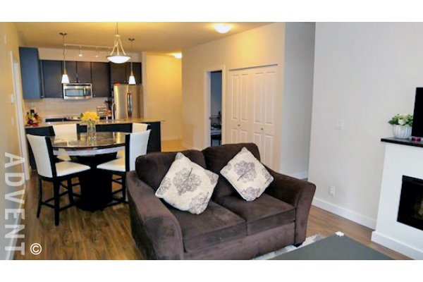 The Grove 2 Bedroom Apartment Rental in Fraserview New Westminster. 203 - 250 Francis Way, New Westminster, BC, Canada.