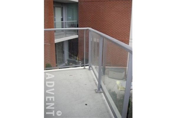Modern 5th Floor 1 Bedroom Apartment For Rent at Firenze in Downtown Vancouver. 508 - 688 Abbott Street, Vancouver, BC, Canada.