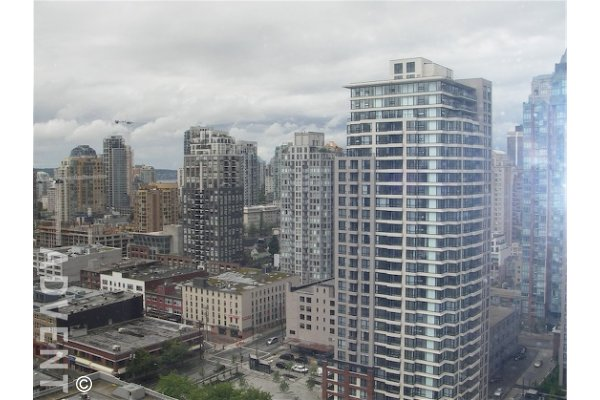 Landmark 2 Bedroom Unfurnished Apartment Rental in Yaletown Vancouver. 2706 - 930 Cambie Street, Vancouver, BC, Canada.