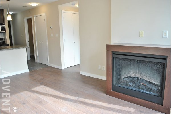 6th Floor Unfurnished 1 Bedroom & Flex Apartment Rental at Firenze in Downtown Vancouver. 603 - 688 Abbott Street, Vancouver, BC, Canada.