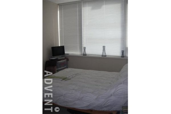 Downtown Vancouver Unfurnished 1 Bedroom Apartment Rental at Firenze. 603 - 688 Abbott Street, Vancouver, BC, Canada.
