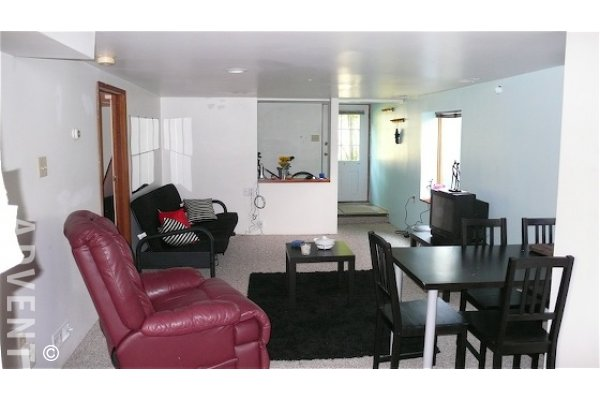 Point Grey Basement Rental 4467 West 16th Ave Vancouver Advent