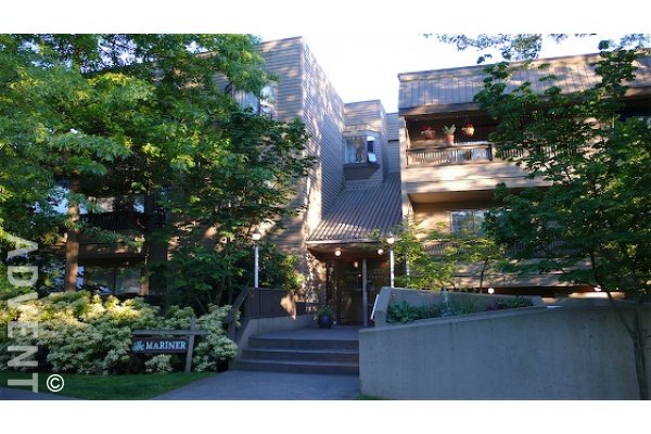 The Mariner Unfurnished 2 Bedroom Apartment For Rent in East Vancouver. 408 - 2328 Oxford Street, Vancouver, BC, Canada.