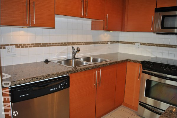 Unfurnished 2 Bedroom Apartment For Rent at Legacy Towers in Brentwood. 1904 - 2225 Holdom Avenue, Burnaby, BC, Canada.