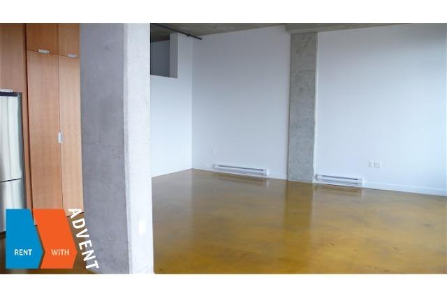 Loft 495 Unfurnished Live / Work Loft For Rent on Vancouver's Westside. 404 - 495 West 6th Avenue, Vancouver, BC, Canada.