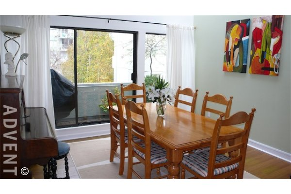 1934 Barclay 2 Bedroom Townhouse For Rent in Vancouver's West End. 8 - 1934 Barclay Street, Vancouver, BC, Canada.
