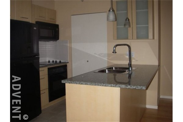 Brava 1 Bedroom Unfurnished Apartment For Rent in Downtown Vancouver. 1503 - 1155 Seymour Street, Vancouver, BC, Canada.