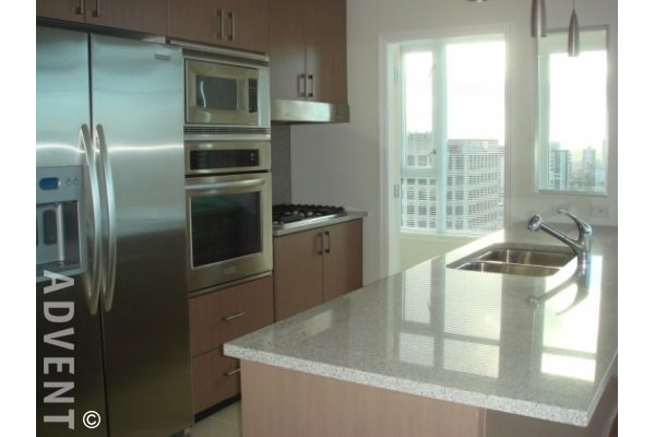 The Ritz 3 Bedroom Luxury Apartment Rental in Coal Harbour Vancouver. 3002 - 1211 Melville Street, Vancouver, BC, Canada.