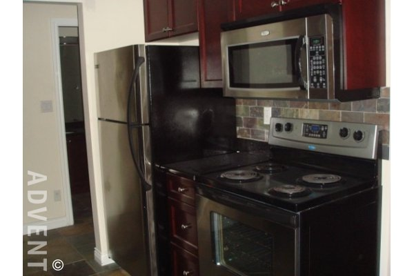 1 Bedroom Apartment For Rent at The Barclay in Vancouver's West End. 308 - 1550 Barclay Street, Vancouver, BC, Canada.