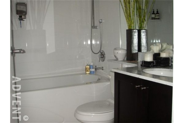 Bentley 1 Bedroom Unfurnished Apartment Rental in Yaletown Vancouver. 306 - 1001 Homer Street, Vancouver, BC, Canada.