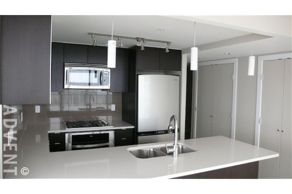 Esprit 1 Unfurnished 2 Bedroom Apartment For Rent in Highgate, Burnaby. 2603 - 7328 Arcola Street, Burnaby, BC, Canada.