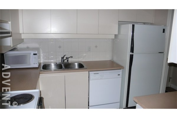 Cambridge Gardens 2 Bedroom Unfurnished Apartment For Rent in Fairview. 304 - 2668 Ash Street, Vancouver, BC, Canada.
