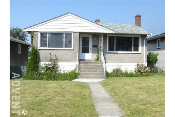 East Vancouver Unfurnished 2 Bedroom House For Rent In Killarney. 6859  Killarney Street, Vancouver