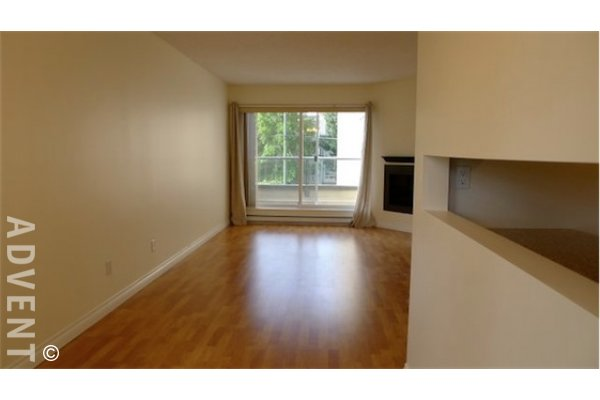 Unfurnished 2 Bedroom Apartment Rental in Kitsilano on Vancouver's Westside. 12 - 3250 West 4th Avenue, Vancouver, BC, Canada.