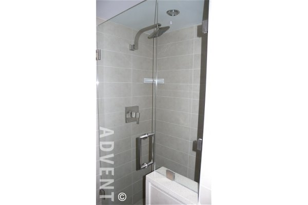 1 Bedroom Unfurnished Apartment For Rent at Donovan in Yaletown. 1608 - 1055 Richards Street, Vancouver, BC, Canada.