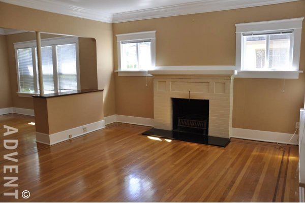 Unfurnished 6 Bedroom House For Rent in Shaughnessy Westside Vancouver. 1136 West 27th Avenue, Vancouver, BC, Canada.